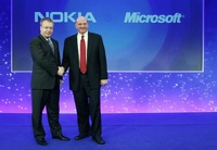Акции Nokia взлетели почти на 50% после сделки с Microsoft