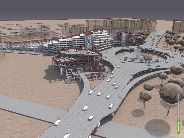 Дом для автомобиля: проблема парковок в городе