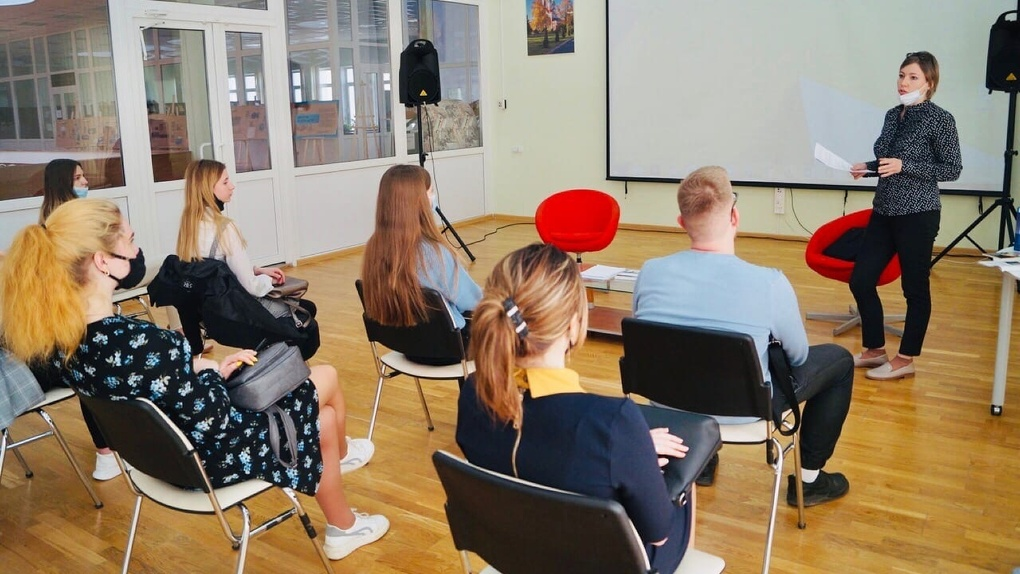 Студенты Тамбовского филиала РАНХиГС участвовали в профориентационной встрече