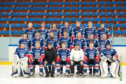 Хоккейная команда ТГУ отправляется в Сочи