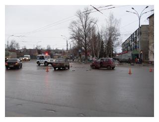 Из-за пьяного водителя пострадали тамбовчанка и 5-летний ребенок
