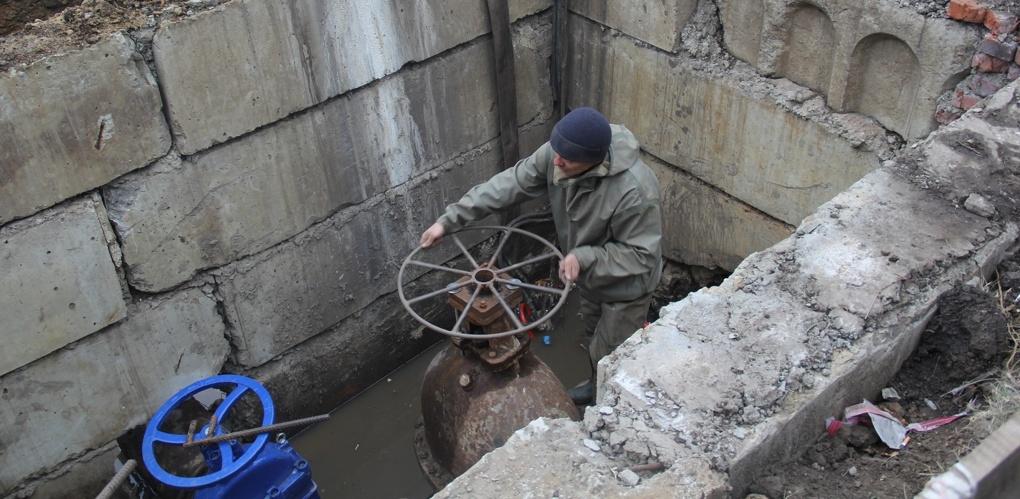 Новый водопровод обеспечит водой жителей северной части города