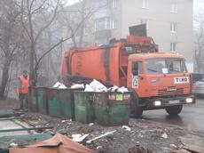 В Тамбове к вывозу мусора подключат 13 новых машин
