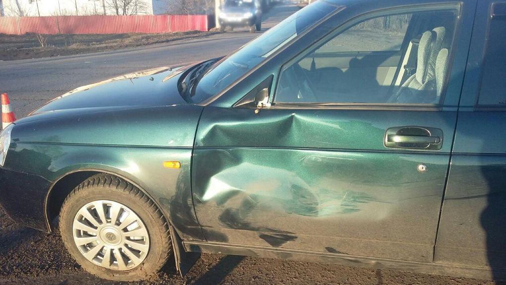 На Тамбовщине машина сбила 12-летнего мальчика: пешеход госпитализирован