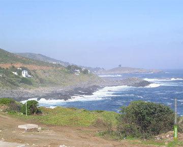 У берегов Чили произошло землетрясение магнитудой 5,9