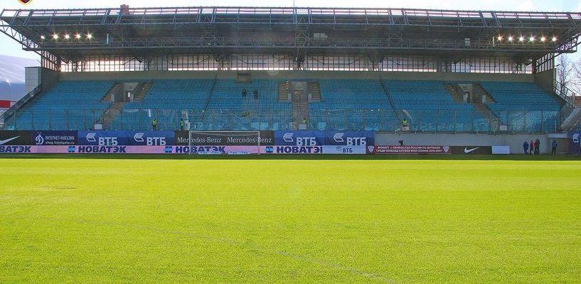 ФК «Тамбов» всё ещё не готов принимать команды на домашнем поле