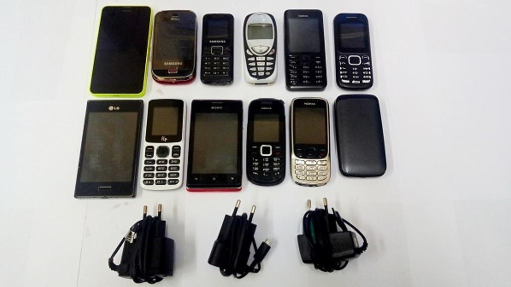 Двое мужчин в Моршанске попытались снабдить заключенных мобильными телефонами и сим-картами