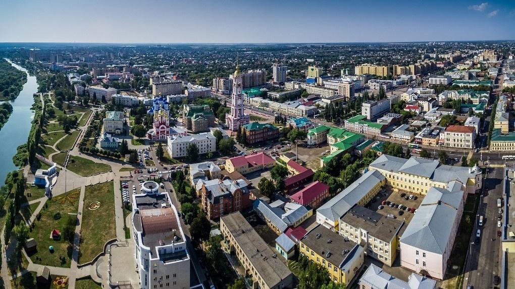 Тамбов попал в ТОП - 10 лучших городов России