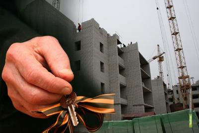 С начала года на Тамбовщине в новые квартиры переехали 924 ветерана