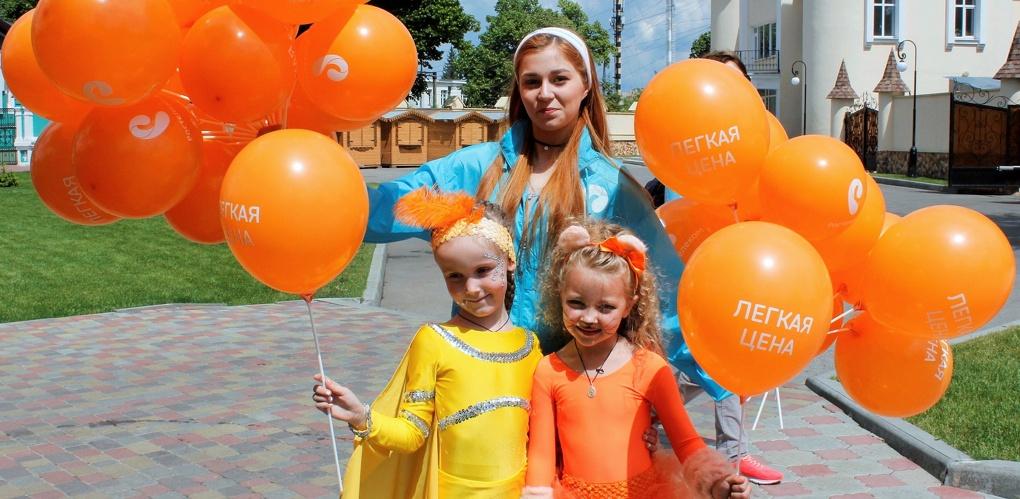 Тамбовчане отметили день города с «Ростелекомом»