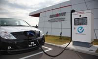 В России появятся первые заправки для электромобилей