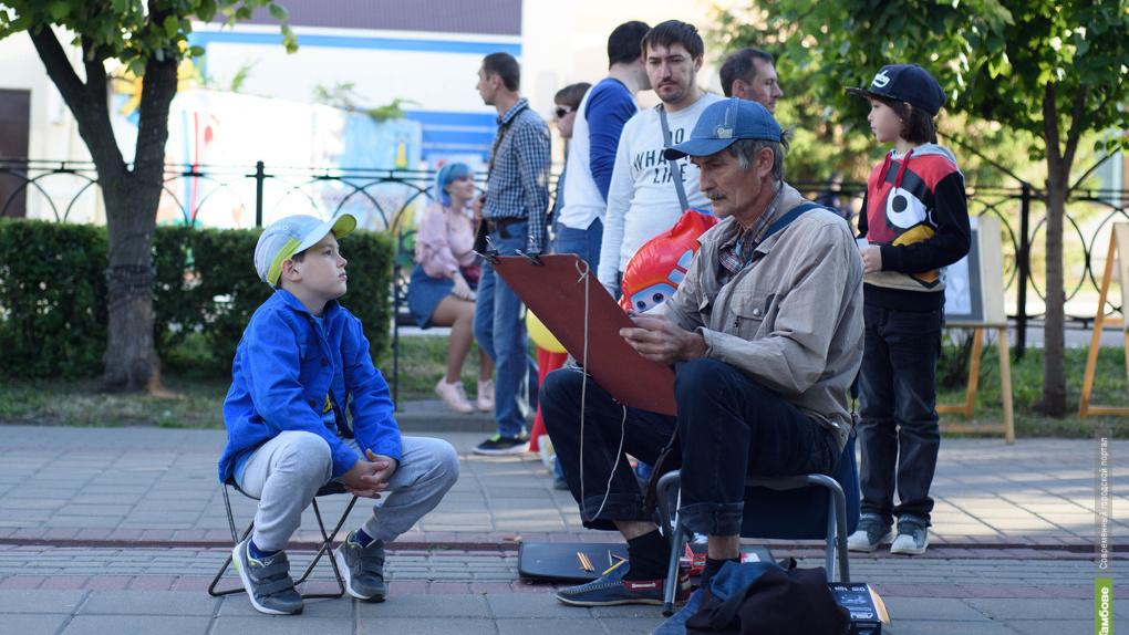 Тамбов вошел в число городов с лучшими уличными фестивалями в День России