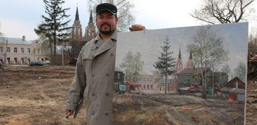 В Тамбове открывается персональная выставка Дмитрия Алексеенко