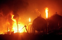 Взрыв на нефтезаводе в Венесуэле унес жизни 39 человек