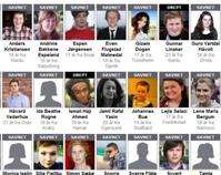 Норвежская полиция обнародовала первый список жертв терактов