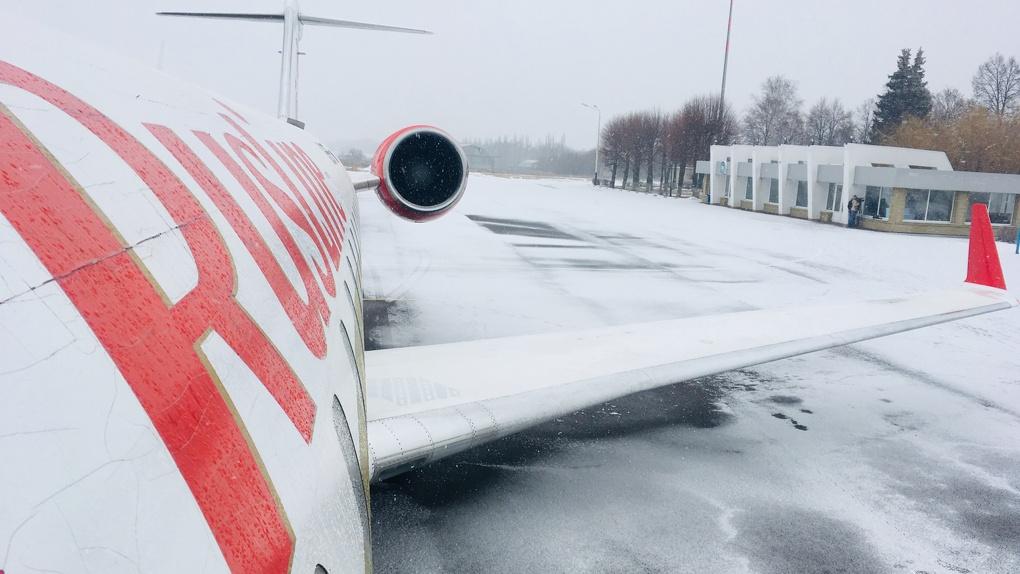 Первый самолет из Тамбова улетел в Краснодар и Екатеринбург. На кого рассчитаны рейсы