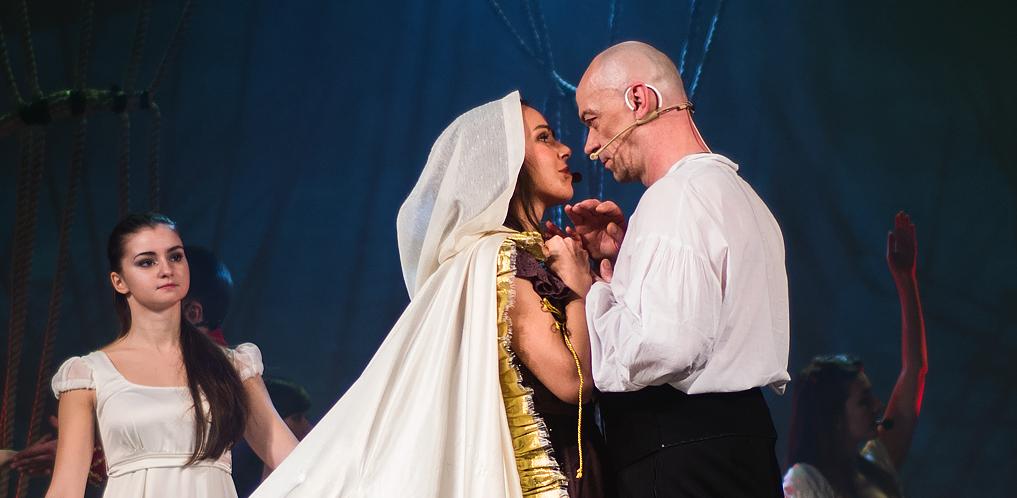 Рок-опера «Юнона» и «Авось» прозвучала на тамбовской сцене