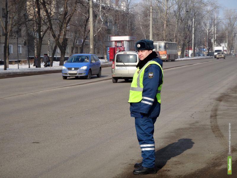 ГИБДД будет ловить автомобилистов-нарушителей по всей Тамбовской области