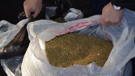 В Сосновке задержали молодого парня с пакетом марихуаны
