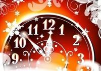 Новый год шагает по стране