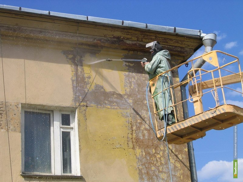 Ремонтировать многоквартирные дома в Тамбове будут по конкурсу