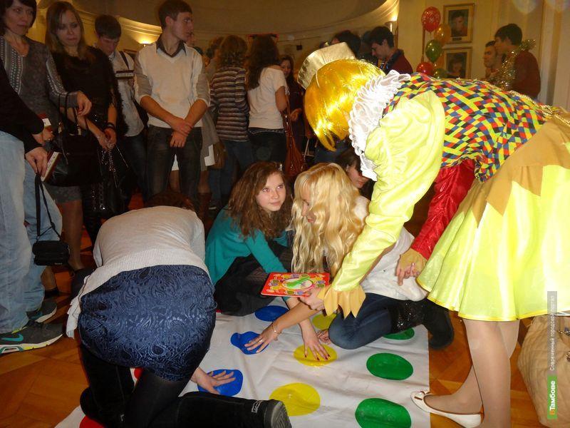 Золотая молодёжь Тамбовщины собралась в драматическом театре