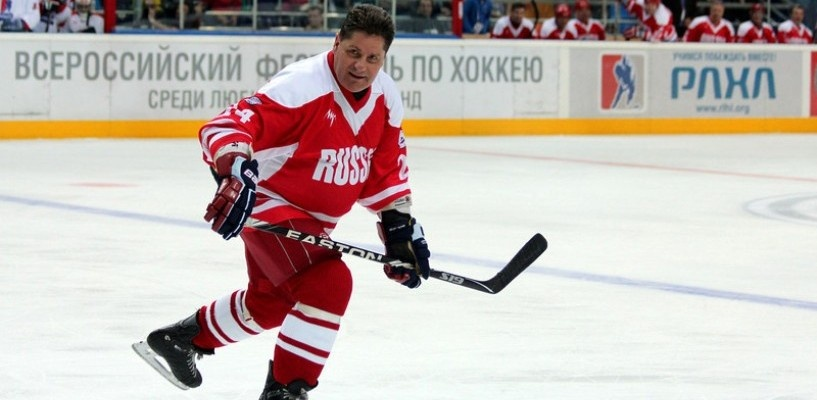 Кубок главы администрации области посетит хоккеист «великолепной пятёрки»