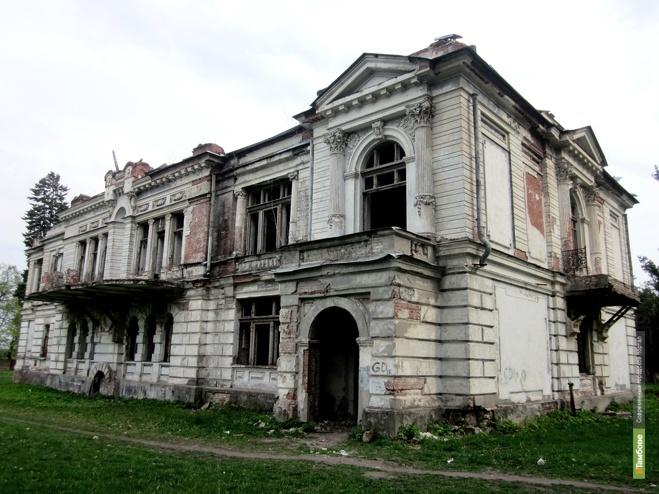 Дворец фабриканта Асеева на Тамбовщине обокрали на 3 млн рублей