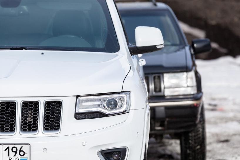 «Грандиозный широкий»: во что превратился Jeep Grand Cherokee за 20 лет