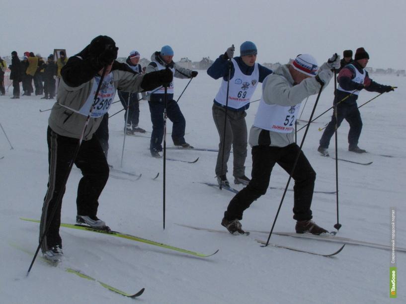 В Тамбов съедутся лыжники со всей страны