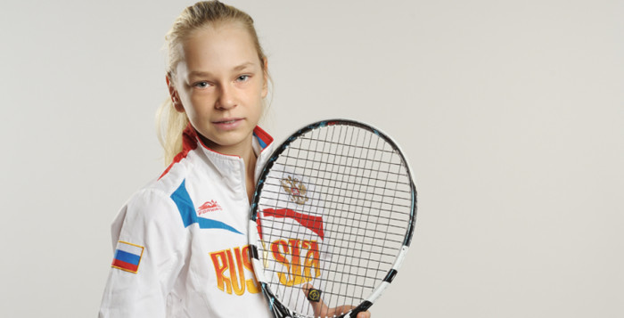 Тамбовская теннисистка покоряет Китай