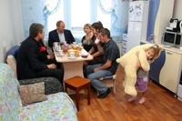 Владимир Путин проинспектировал переживший наводнение Крымск
