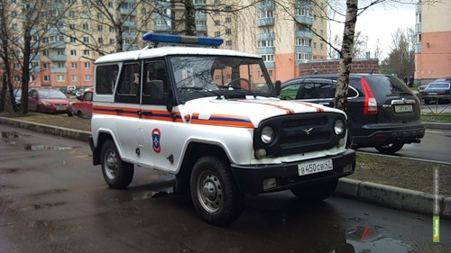 Пожарные тамбовского МЧС получили новые авто