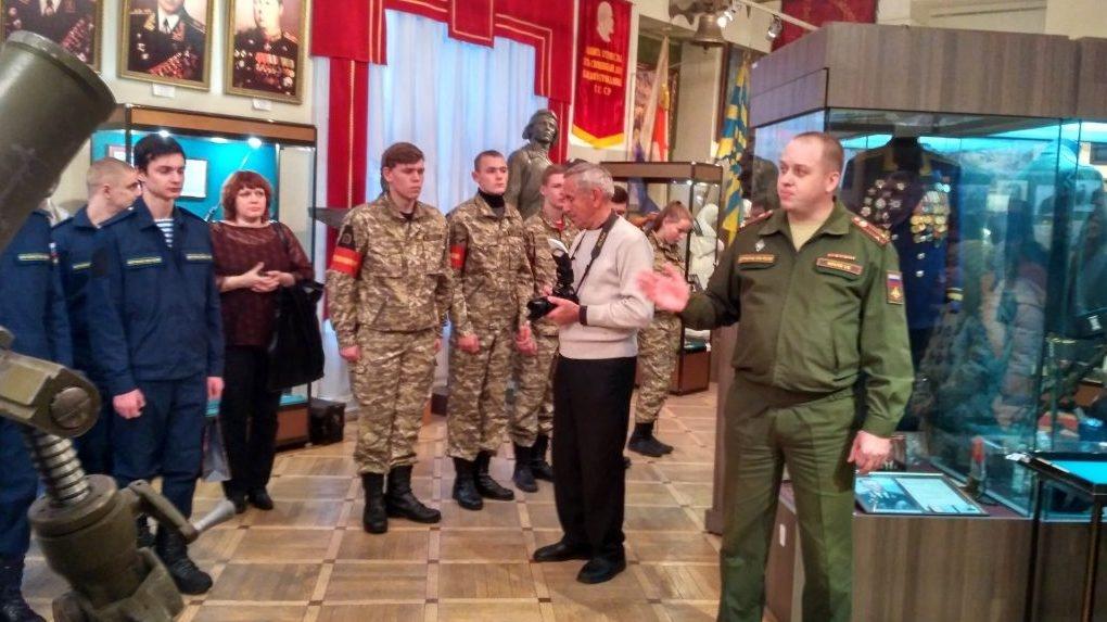 Лучшим музеем военной истории в стране признали тамбовский музейно-выставочный центр
