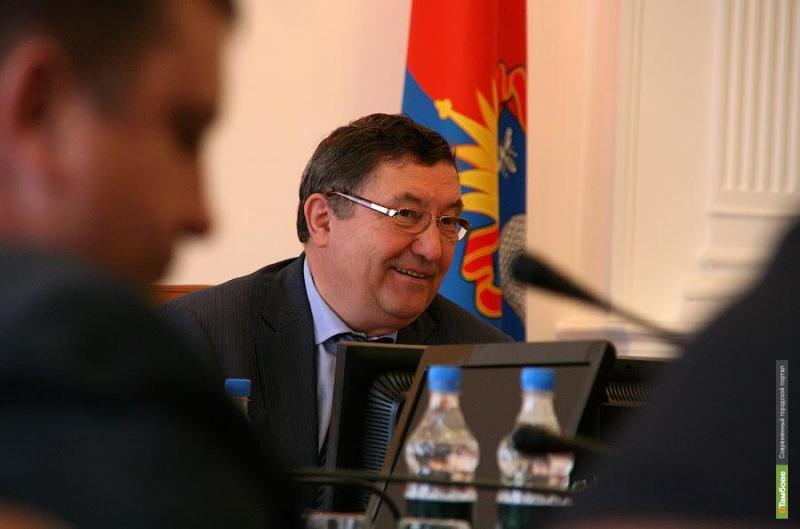 Тамбовский губернатор пошутил по поводу слухов о своей смерти