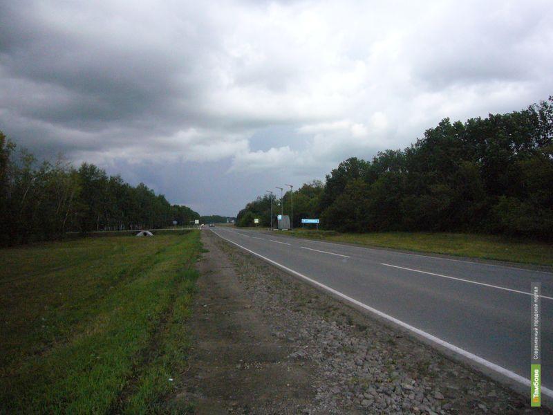 Федеральные трассы в Тамбовской области станут недоступны для тяжелогрузов