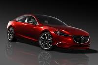 Mazda показала, какой будет новая «шестерка»