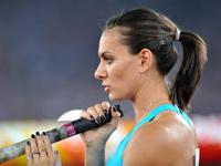 Елена Исинбаева не выступила на турнире по прыжкам