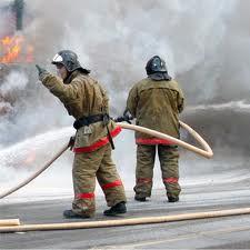 Тамбовские пожарные спасли из огня двух тамбовчан