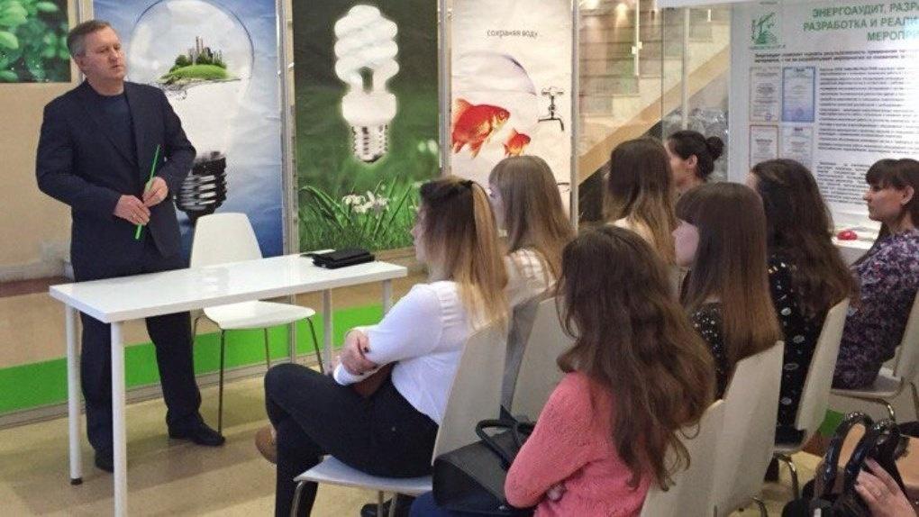 Студенты Тамбовского филиала РАНХиГС посетили образовательный центр «Энефтика»