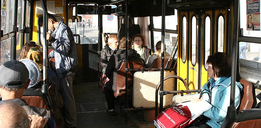 Изменения в работе общественного транспорта ожидают в этом году мичуринцев
