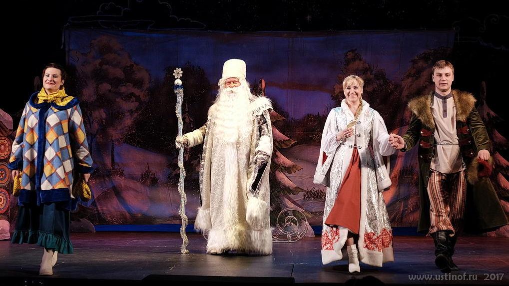 Театральный Новый год обещает быть жарким