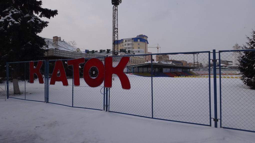 Реконструкция не помешает: каток на «Спартаке» откроется, когда станет холодно