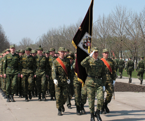 В ТГТУ хотят восстановить военную кафедру