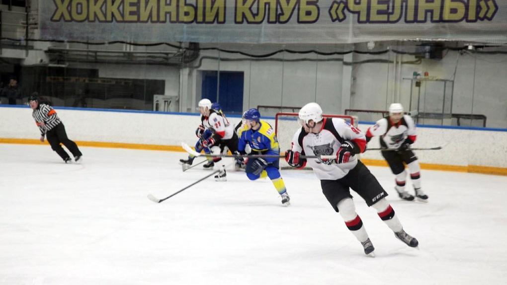 Тамбовские хоккеисты взяли реванш у «Челнов» и улучшили свои позиции в «турнирке»
