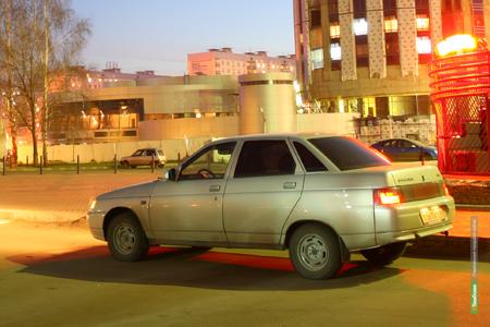 Тамбовские полицейские поймали автоугонщика