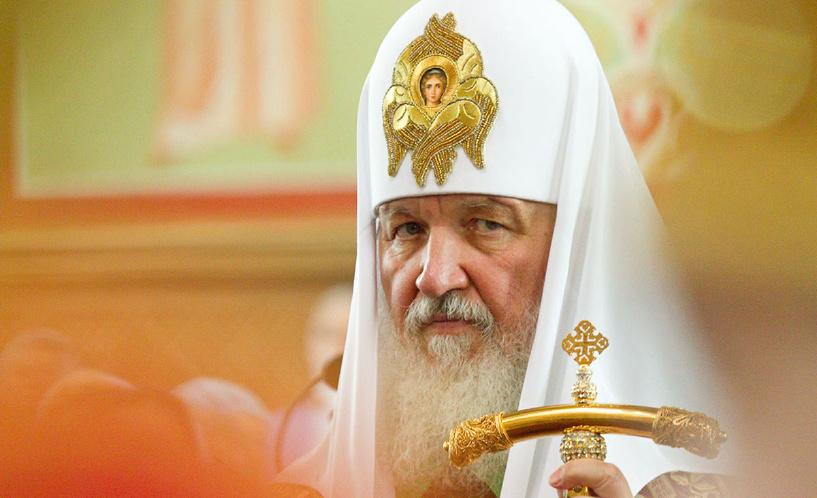 Патриарх Кирилл приедет в Тамбов в конце августа