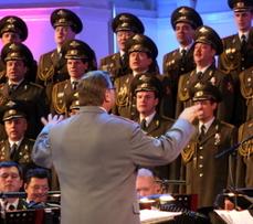 Ансамбль Внутренних войск МВД выступит в Тамбове
