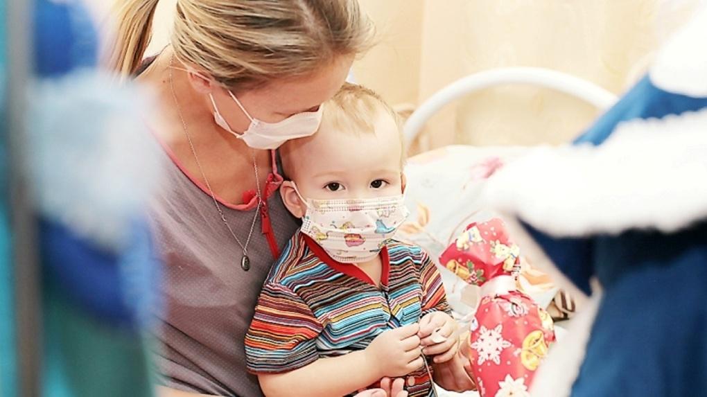 Средства, собранные благотворительным фондом, помогли 26 больным детям в регионе