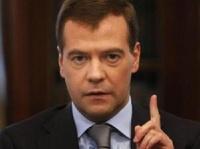 Украина не пустила Медведева на полуфинал Евро-2012